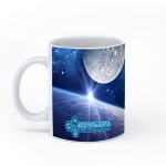 blue space mug back