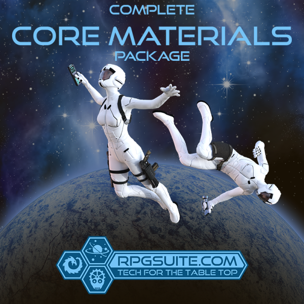 complete core materials