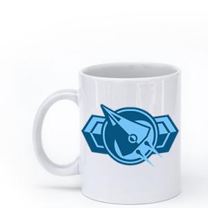 scout mug mockup