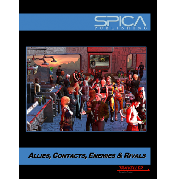 spica allies contacts enemies rivals