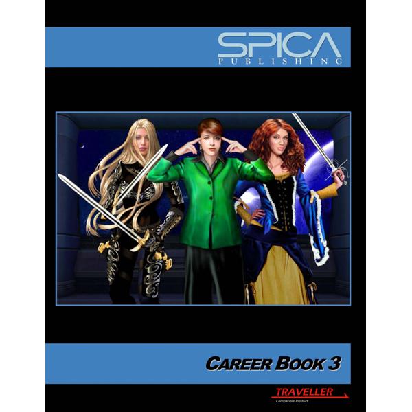 spica career book 3