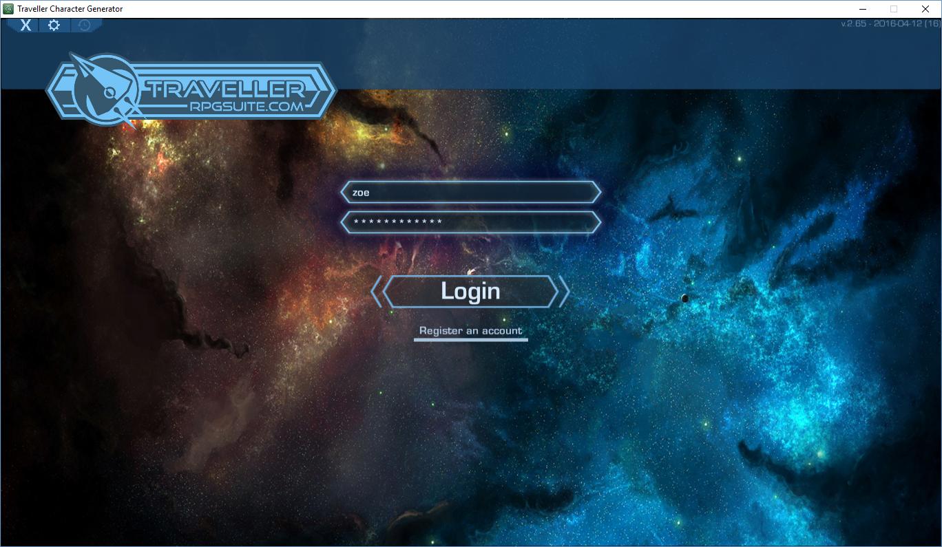 traveller 5 character generator | Leancy Travel